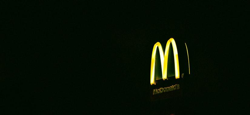 Marcas mista Mcdonalds